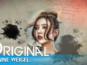 Zurück zu Dir – Jannine Weigel Official Lyric Video (German song)
