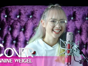 Attention – Charlie Puth cover by Jannine Weigel