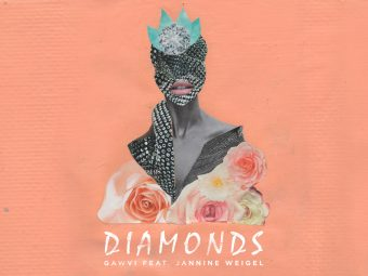 GAWVI – Diamonds ft. Jannine Weigel Official Lyrics Video